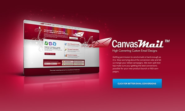 CanvasMail Email Header